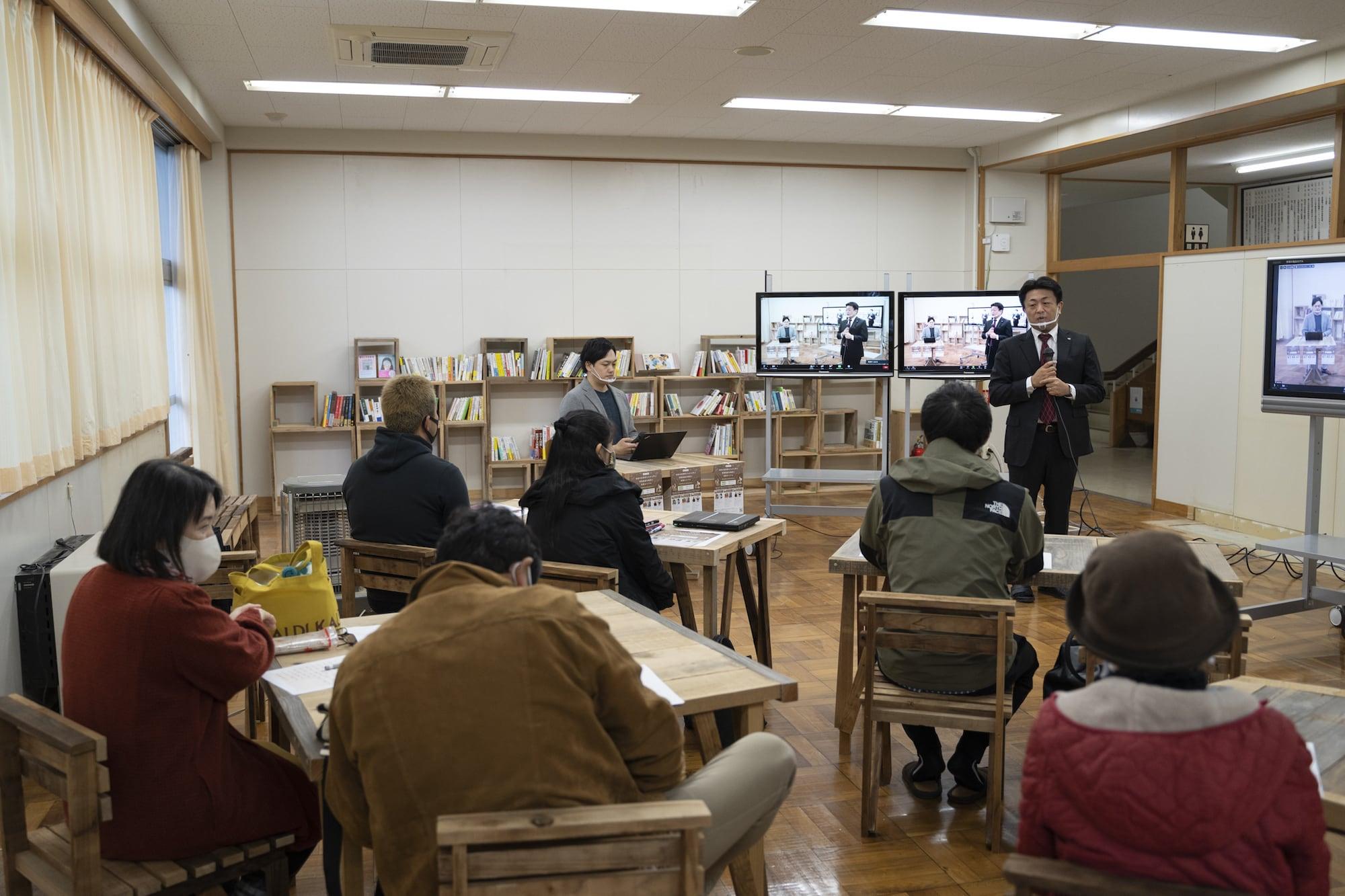 起業支援プログラム・イベントの開催